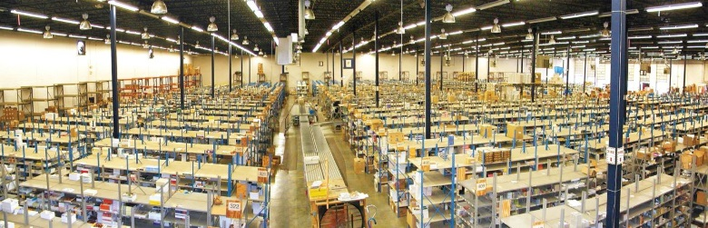 New Leaf warehouse image